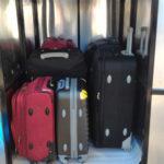 Consegna valigie